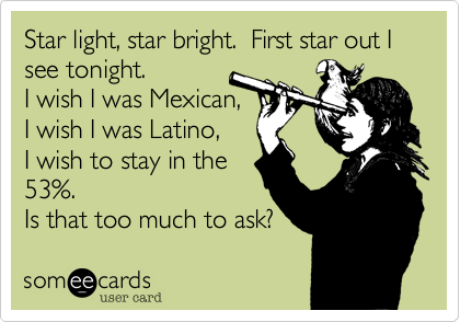 Star light%2C star bright.  First star out I see tonight.  