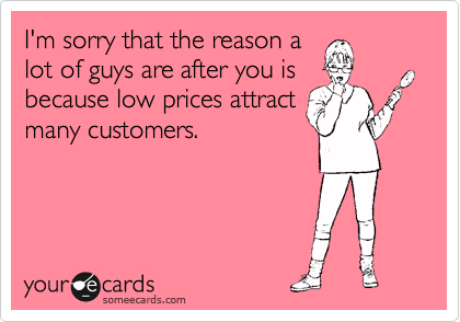 I'm sorry that the reason a