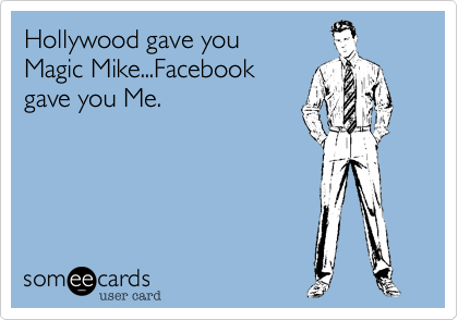 Hollywood gave you 