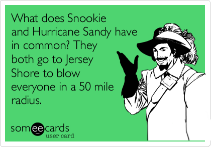 What does Snookie