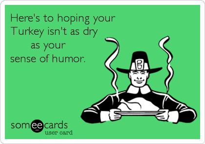 Here's to hoping your 