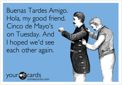 Buenas Tardes Amigo.