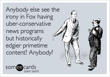 Anybody else see the