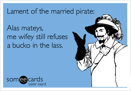 Lament of the married pirate%3A