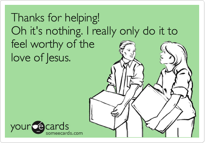 Thanks for helping!