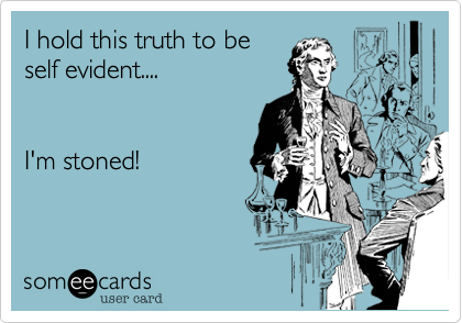 I hold this truth to be