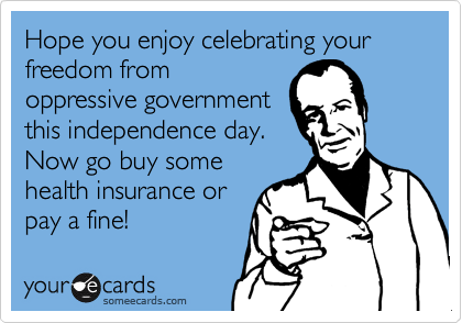 Hope you enjoy celebrating your freedom from