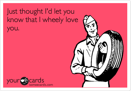 Just thought I'd let you