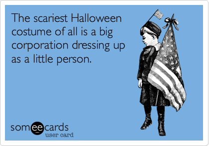 The scariest Halloween