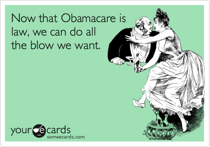 Now that Obamacare is