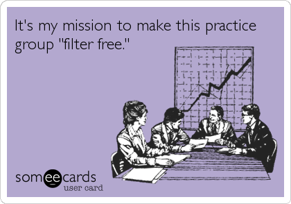It's my mission to make this practice