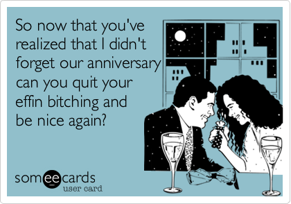 So now that you've