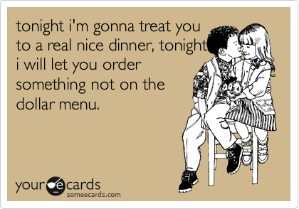 tonight i gonna treat you to