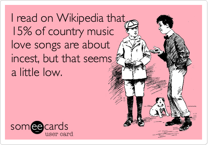 I read on Wikipedia that 