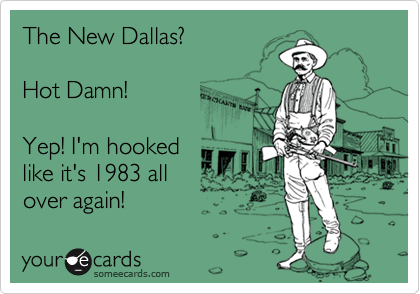 The New Dallas?