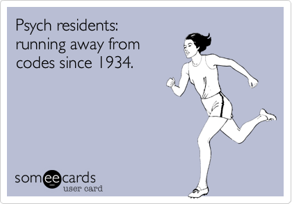 Psych residents: