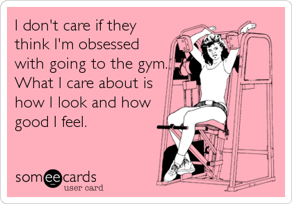 I don't care if they