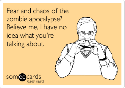 Fear and chaos of the 