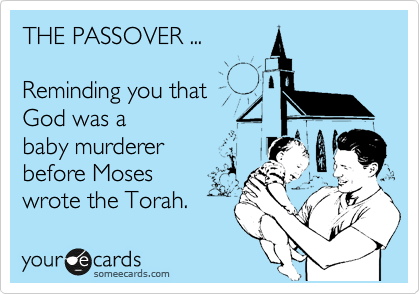 THE PASSOVER ... 