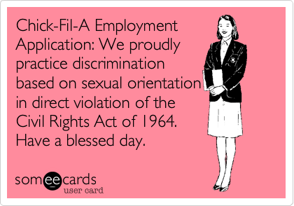 Chick-Fil-A Employment