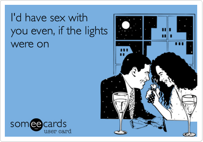 I'd have sex with