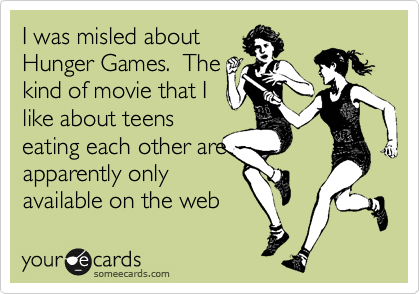 I was misled about