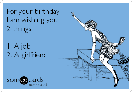 Birthday Wishes For Girlfriend Cute Romantic Funny Messages Your I Am Wishing You 2 Things 1