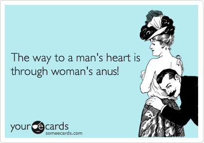Matchless message, a mans anus final, sorry