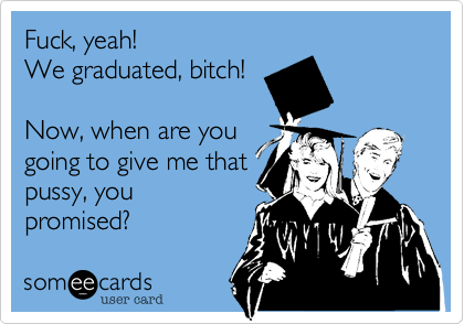 Fuck, yeah! 