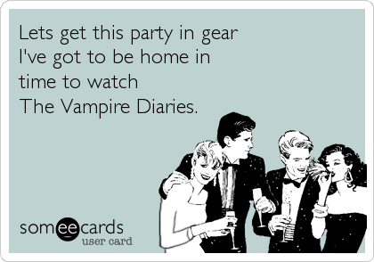 Lets get this party in gear 
