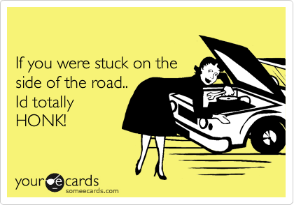 If you were stuck on the 