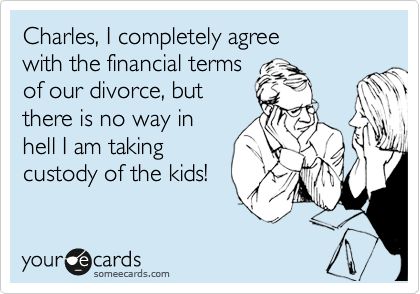 Charles, I completely agree