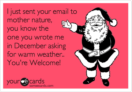 I just sent your email to