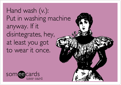 Hand wash (v.)%3A 