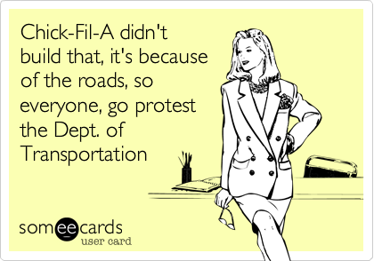 Chick-Fil-A didn't
