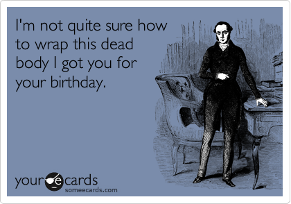 I'm not quite sure how 