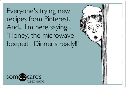 Everyone's trying new