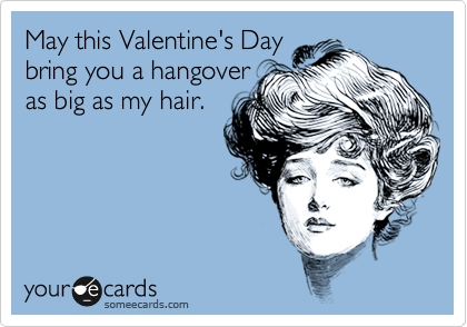 May this Valentine's Day