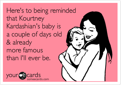 Here's to being reminded