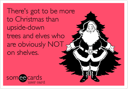There's got to be more