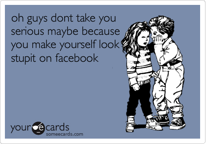 oh guys dont take you