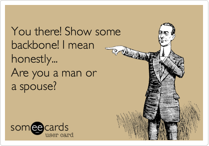 You there! Show some