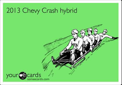 2013 Ford Freefall hybrid