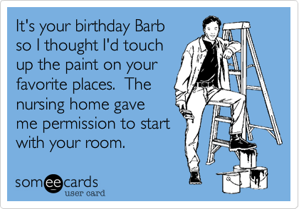 It's your Birthday
