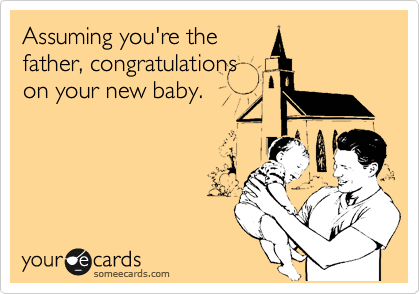 Assuming you're the