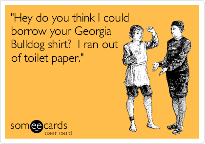 """Hey do you think I could