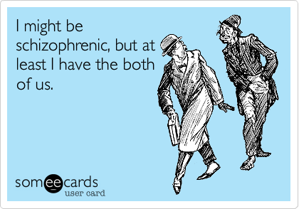 I might be
