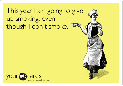 This year I am going to give