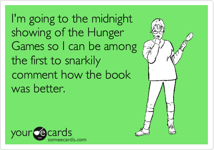 I'm going to the midnight