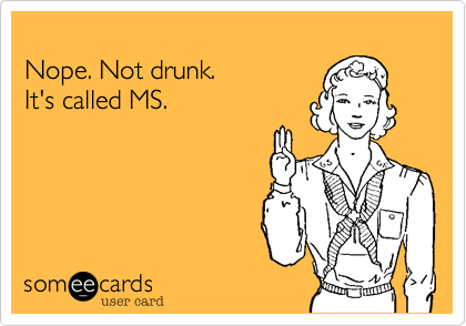 Nope. Not drunk. 